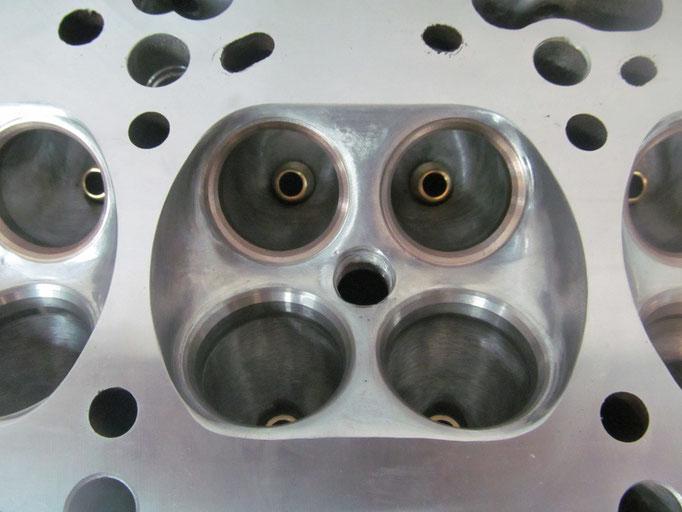4G63 oversize valves chamber