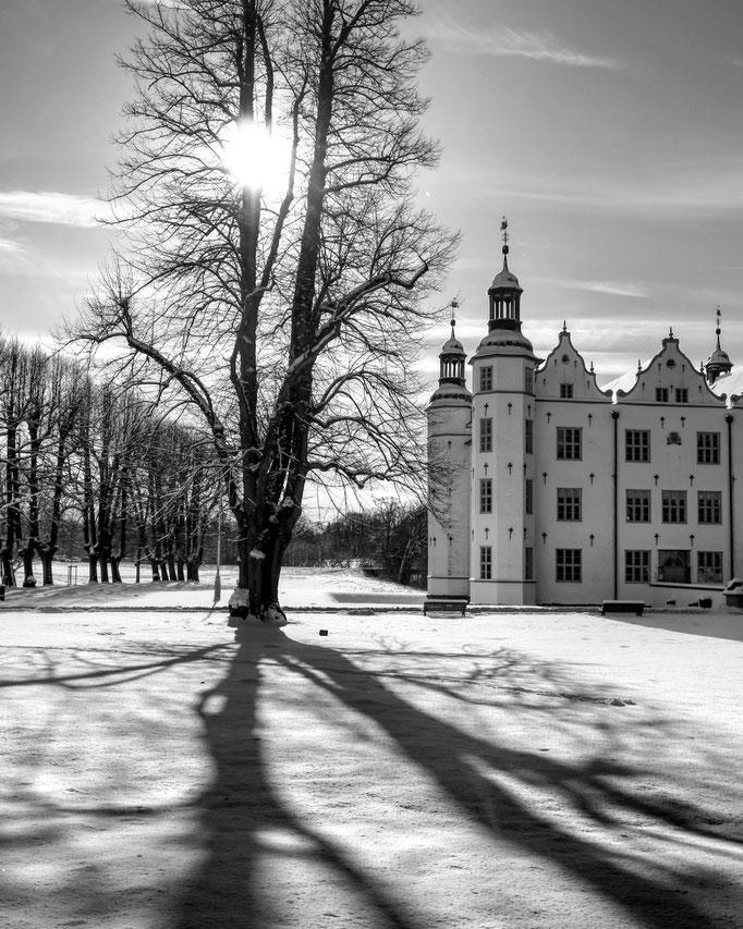 Sebastian Hinzer, Ahrensburger Schloss