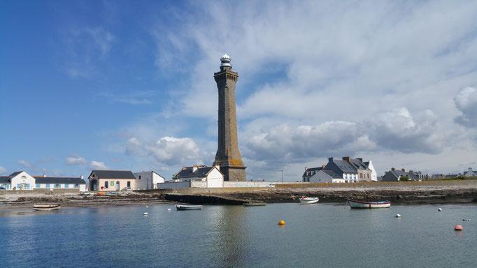 Penmarch mit imposantem Leuchtturm