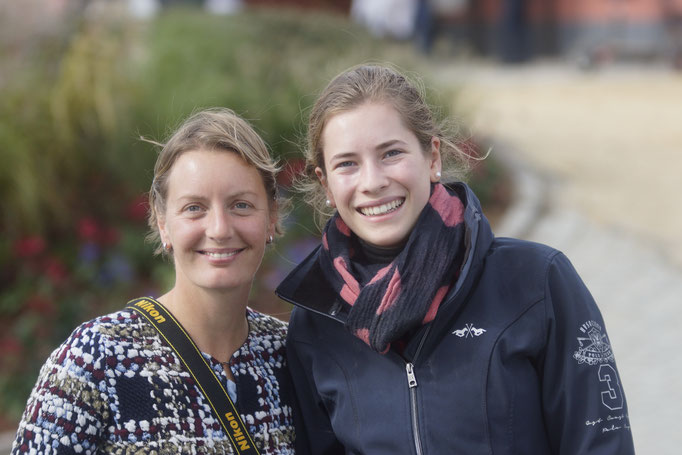 Rita Reisenauer & Francesca Hüttemann