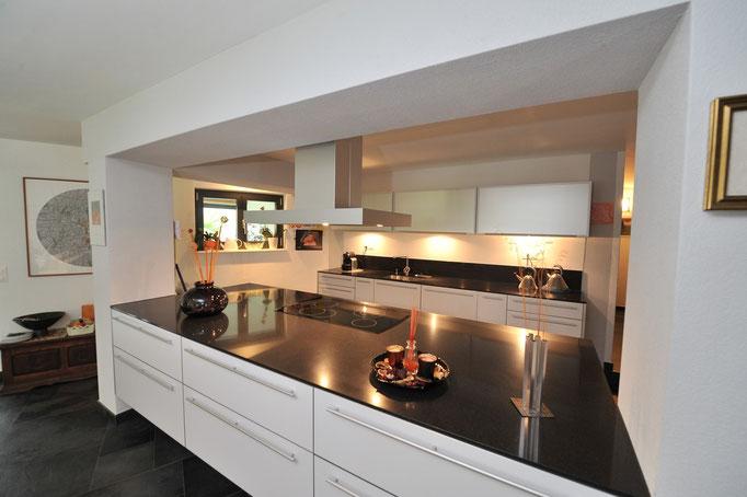 Ambiente cucina in laminato