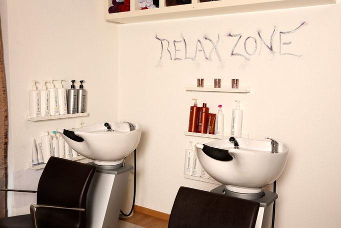 Vorher Coiffuresalon Wasch+Barberbereich