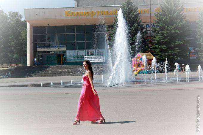 Россия,Ставропольский край, г.Ессентуки. Концертный зал им. Ф.Шаляпина.