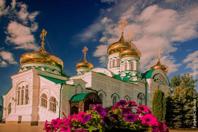 Раифский богородицкий мужской монастырь, Троицкий собор