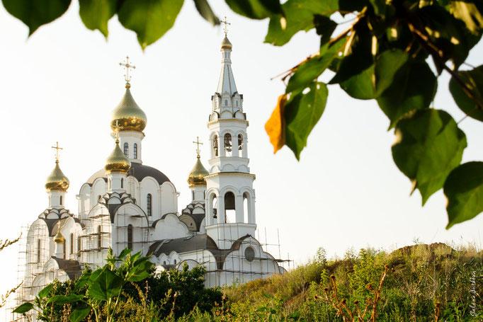оссия. г. Ростов-на-Дону. Свято-Иверский женский монастырь.