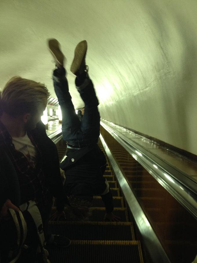 moscow, underground