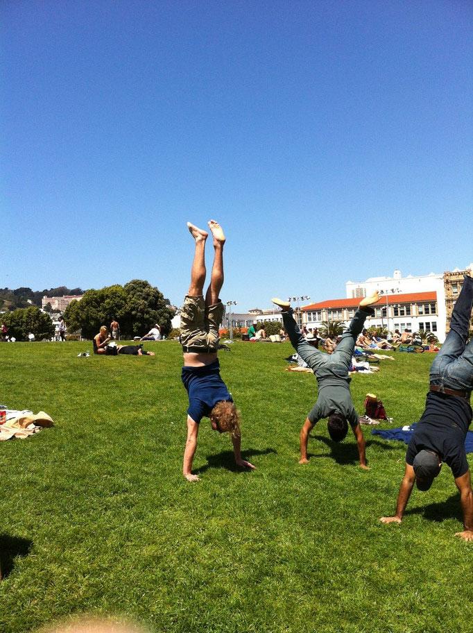 dolores park, SF