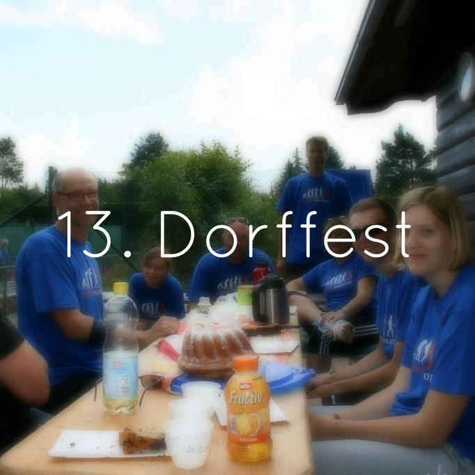 Bilder 13. Dorffest Medingen 2014