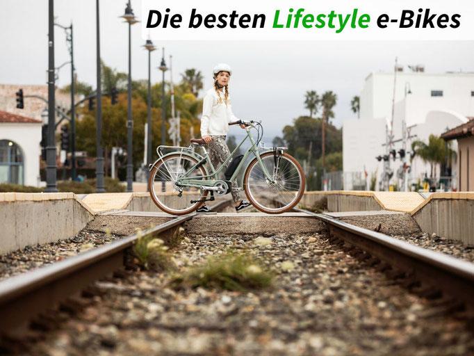 Die besten Lifestyle e-Bikes 2020