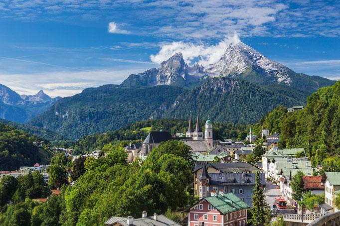 Bild: Mozartstadt Salzburg in 54 km Entfernung