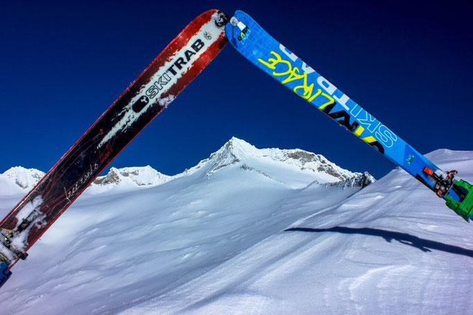 Das Skitourengehen erfreut sich in Weißenbach immer größerer Beliebtheit