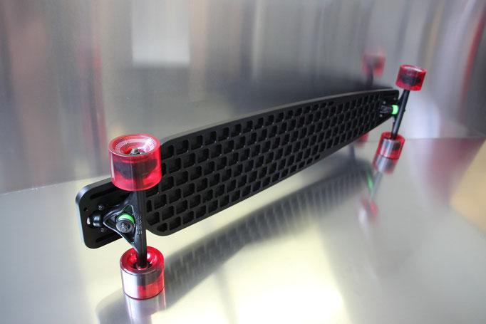 Longboard Aluminium
