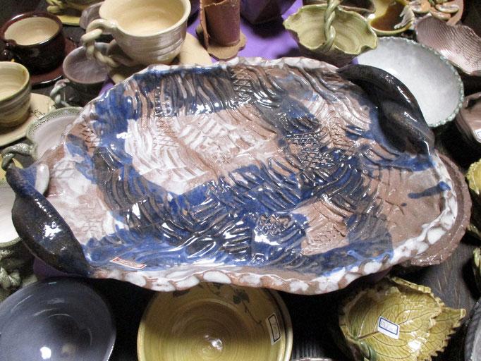 おしゃれな大皿  ¥ 3,500