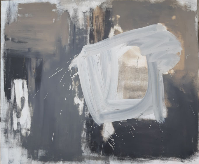 63 Acryl auf Leinwand 100 x 120 cm