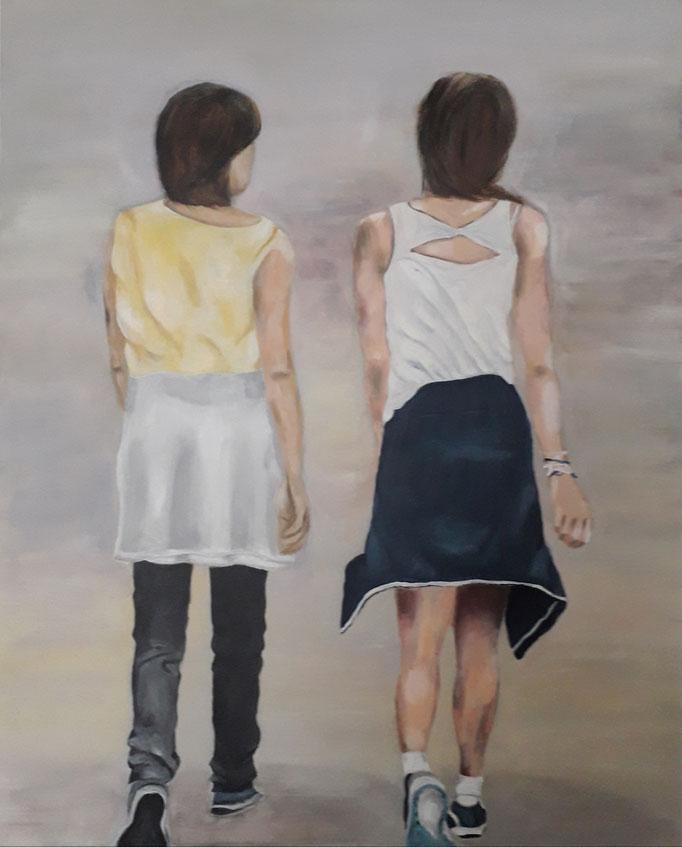 04 Acryl auf Leinwand 100 x 80 cm