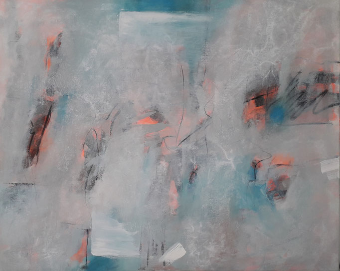 103 Acryl auf Leinwand 80 x 100 cm