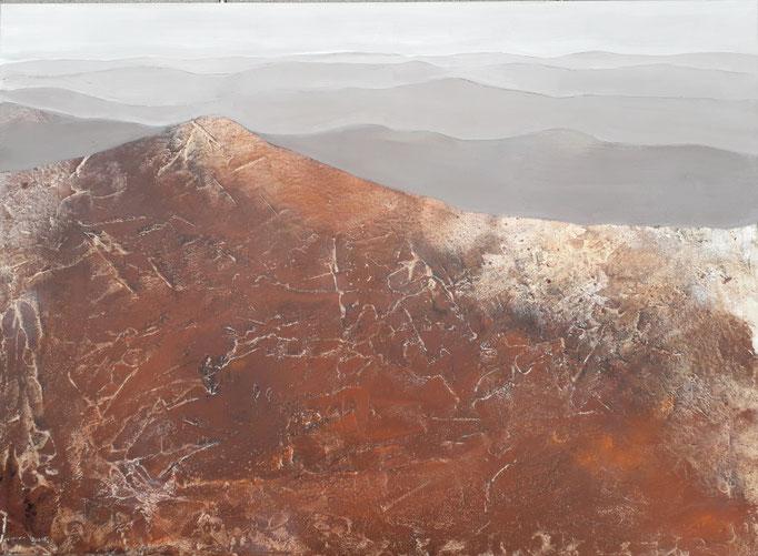 85 Acryl auf Leinwand 80 x 110 cm