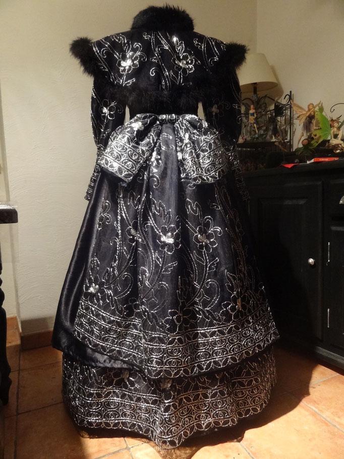 costume pour le carnaval de venise 2016 crazy by nath. Black Bedroom Furniture Sets. Home Design Ideas