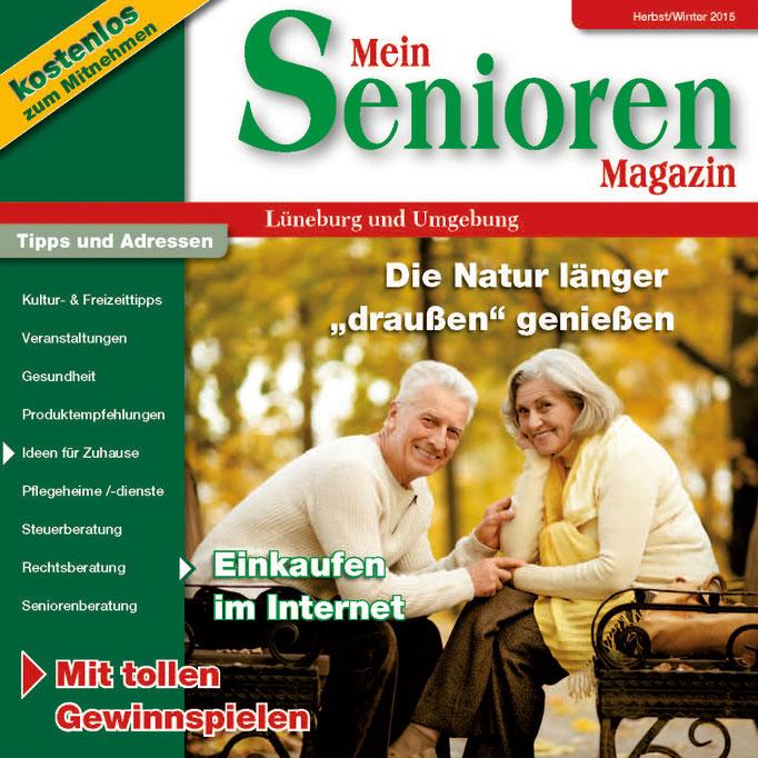 Lüneburg Mein Senioren Magazin Nr.  7