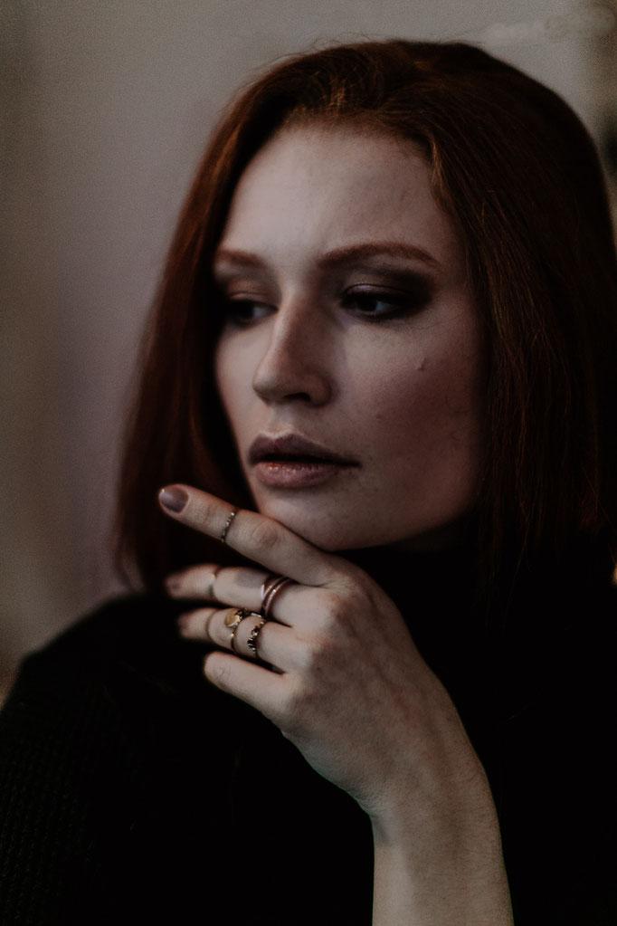 portrait, woman, fashion, beautiful faces, sabine lange
