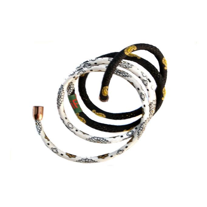 Armband, Magnetverschluss, vierreihig