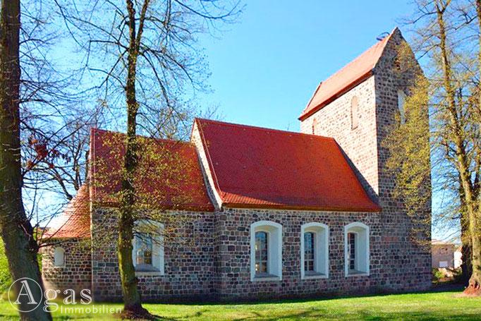 Dorfkirche Waltersdorf II
