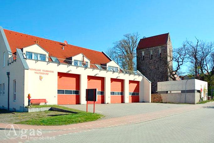 Freiwillige Feuerwehr in Waltersdorf