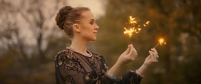 Photos issue du clip réalisé par Blackandwild agency / Make up Océane Fillaut