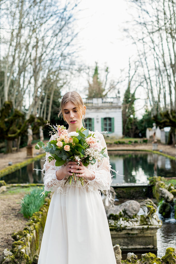© Olivier Dellinger Photographe / Château du Saulce / Agence Perfect Day / Perfect Déco by Cathy / Holland fleurs
