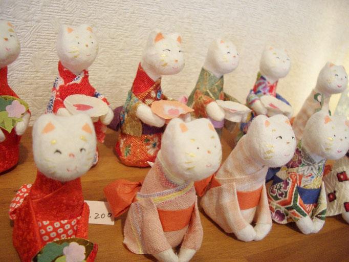 『和紙人形』¥1.000~(税込)