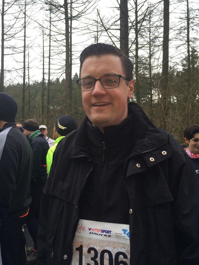 Teilnahme am 51. Aachener Winterlauf von Zweifall zum Aachener Chorusberg