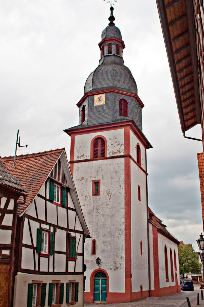Ev. Kirche 2014