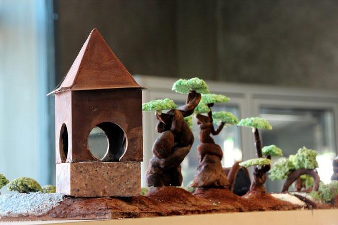 Jardin Japonais, Chocolaterie Gonzalez