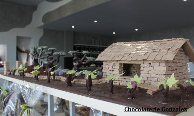 Maison de campagne, Chocolaterie Gonzalez