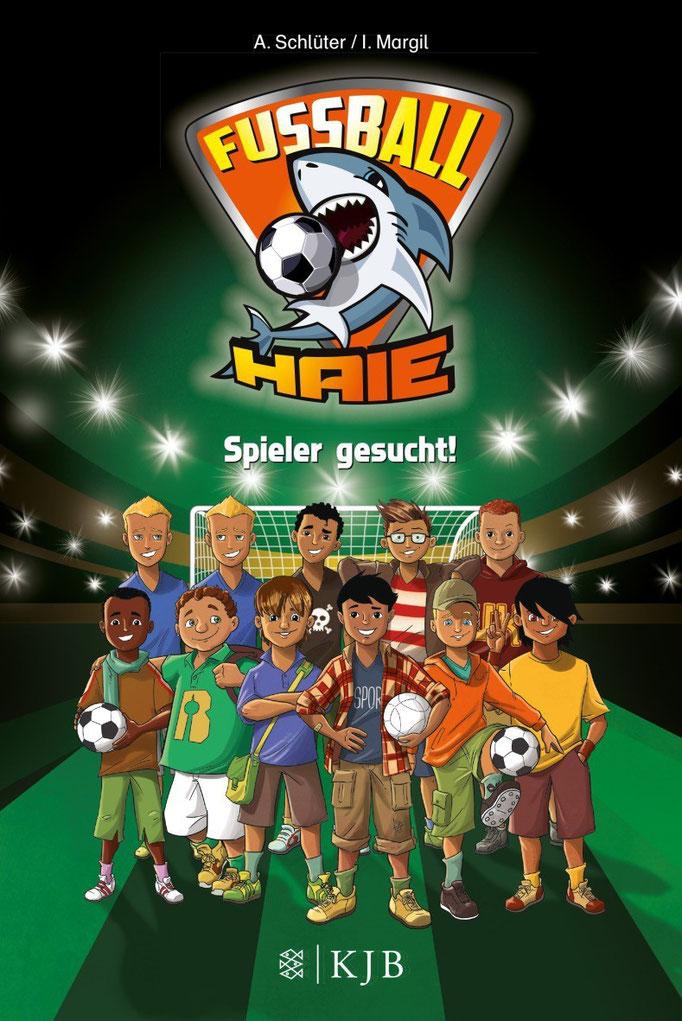 FUSSBALL-HAIE BAND 1