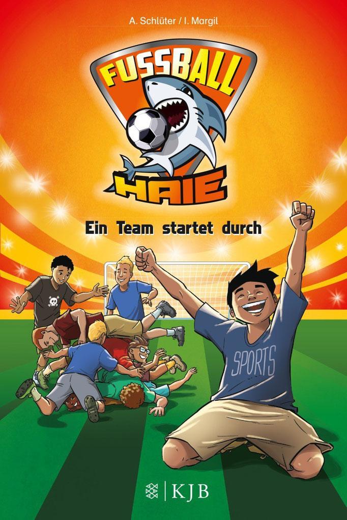 FUSSBALL-HAIE BAND 3
