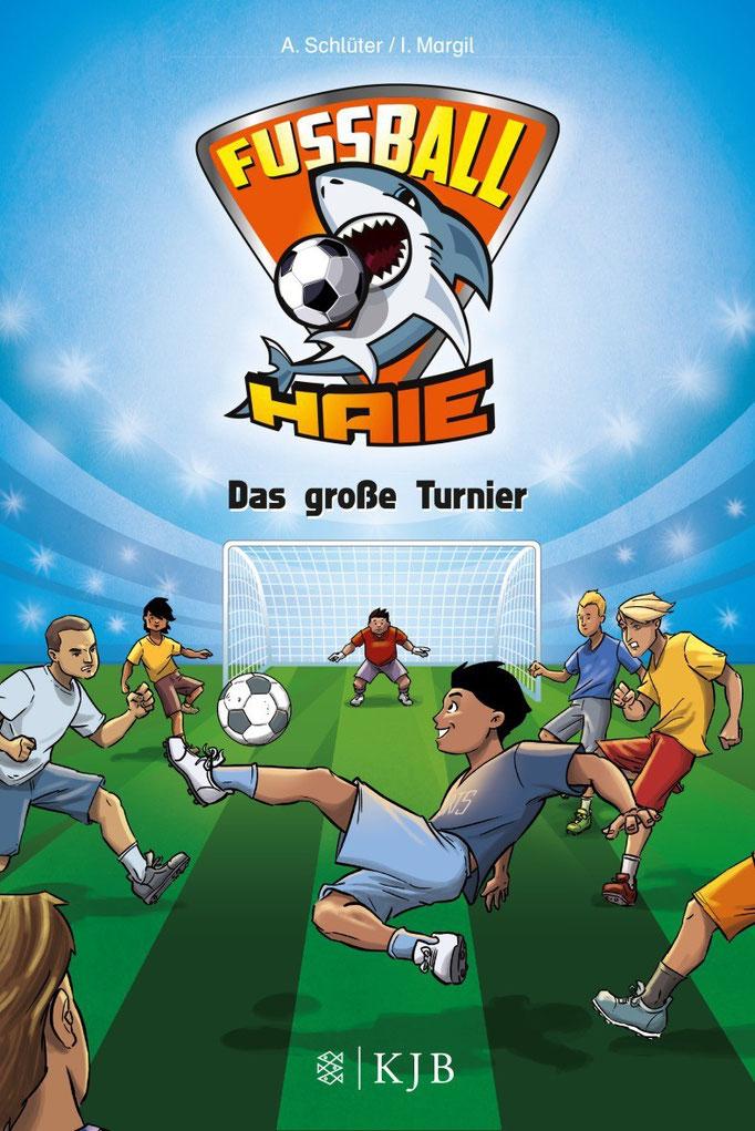 FUSSBALL-HAIE BAND 2