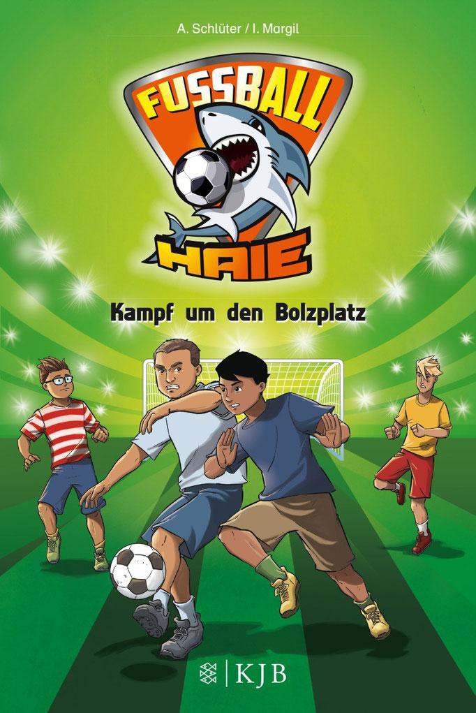 FUSSBALL-HAIE BAND 4