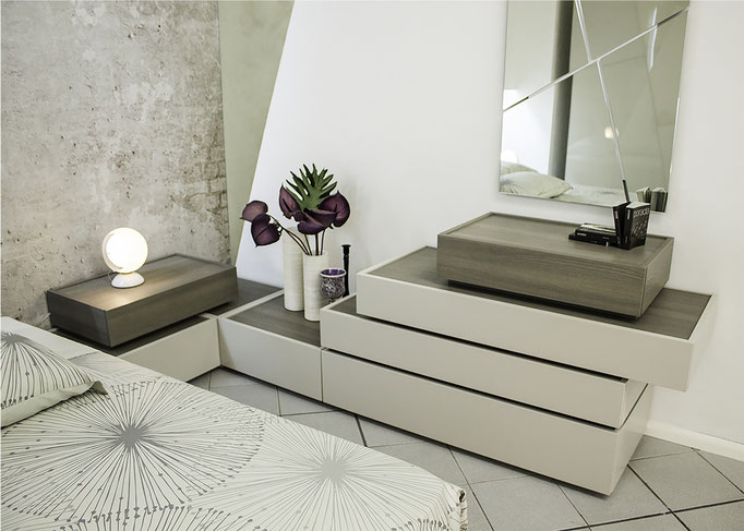 CAMERE DA LETTO - interior design