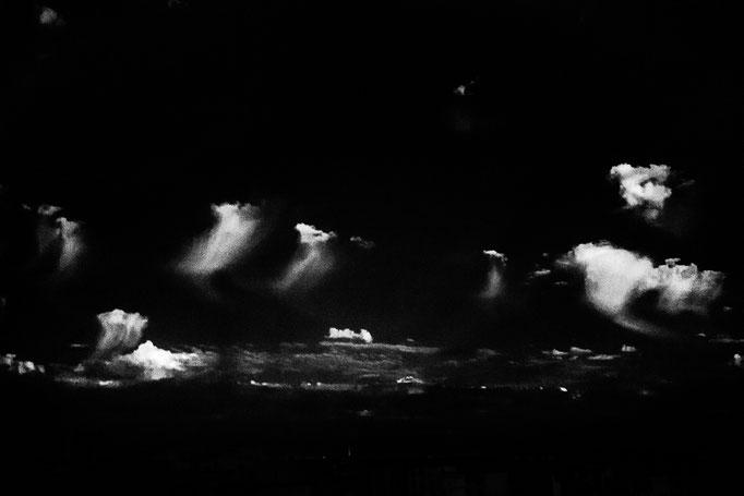 Michael Bennoun - nuages - clouds