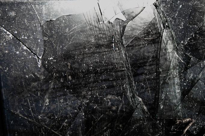 Michael Bennoun - miroirs - mirrors