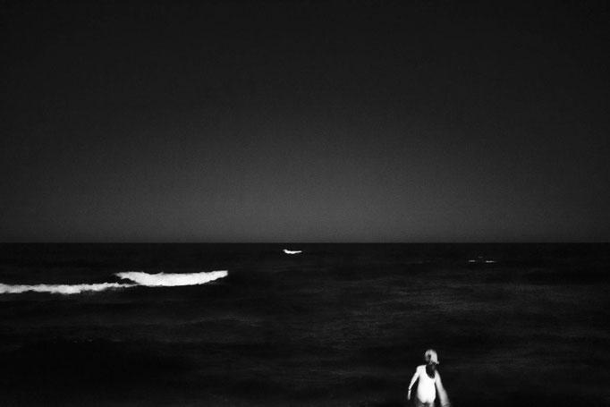 Michael Bennoun - les baigneurs II - the bathers II