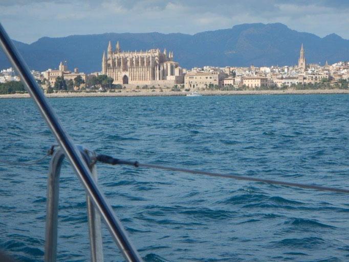 Die Kathedrale von Palma