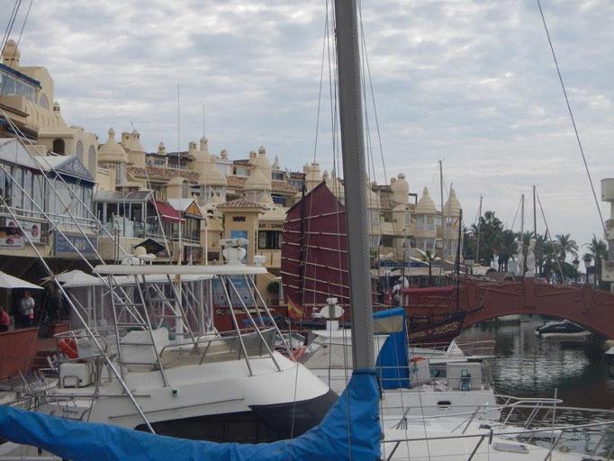 mit der Bavaria 46 Cruiser von Mallorca nach Malaga