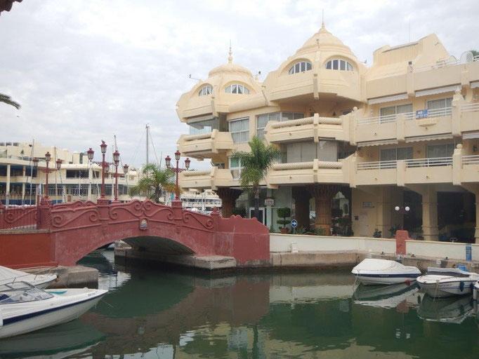 Benalmadena eine tolle Marina