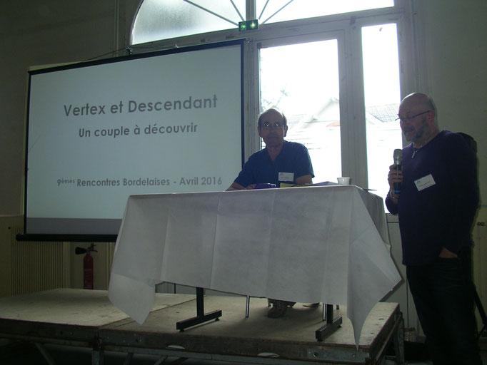 Pierre Cornuez présenté par Frédéric Azzopard