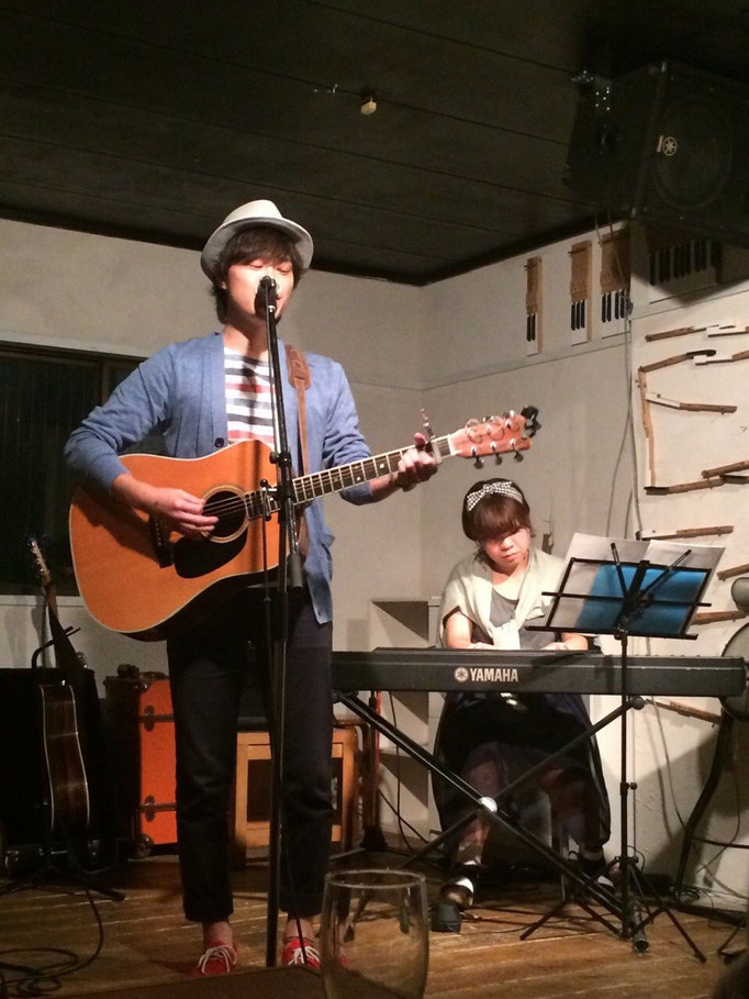 2015.5.18.mon. 上前津 Music Bar BOB 『New Encounter vol.4』