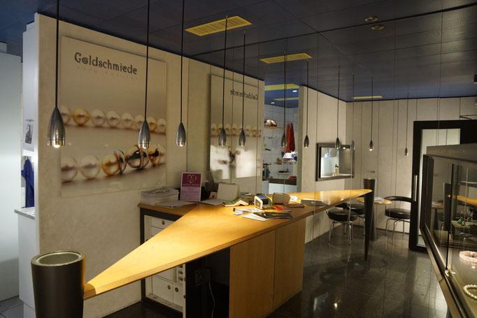 Golschmiede Atelier Juerg Roduner Schmuck St. Gallen
