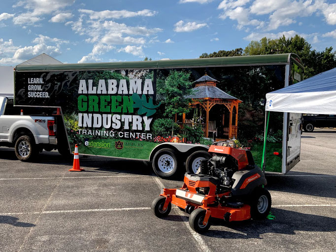 AGITC Trailer and Mowers