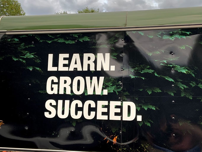 Learn, Grow, Succeed